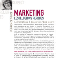 Florence Touzé Livre Marketing obsolète Marketing implicatif Responsable